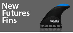 New Futures Surf Fins