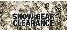 Snowboard Gear Clearance