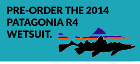 Preorder the New Patagonia R4 Wetsuit
